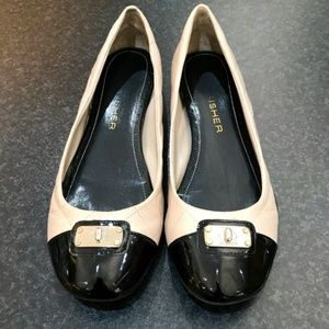 Shoes - Marc Fisher Ballet Flats 8.5